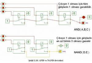 RELAY AND RELAY CIRCUITS SCHEMATIC CIRCUIT DIAGRAM 9