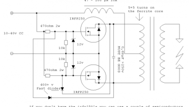 Photo of SIMPLE MOUSETRAP FLYBACK DRIVE CIRCUIT