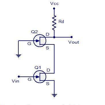 Cascode-amplifier-Schematic-Circuit-Diagram-1