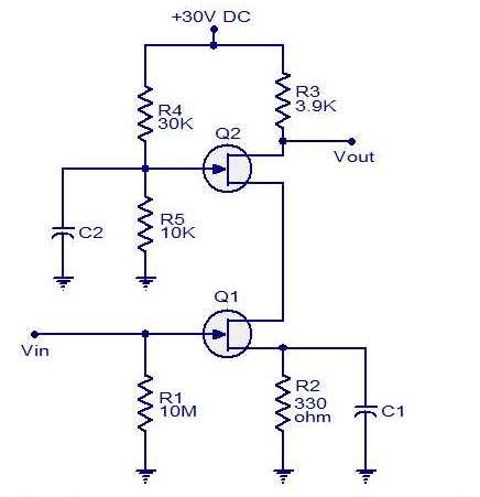 Cascode-amplifier-Schematic-Circuit-Diagram-2