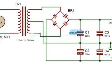 Photo of Simple Audio Tone Control Circuit
